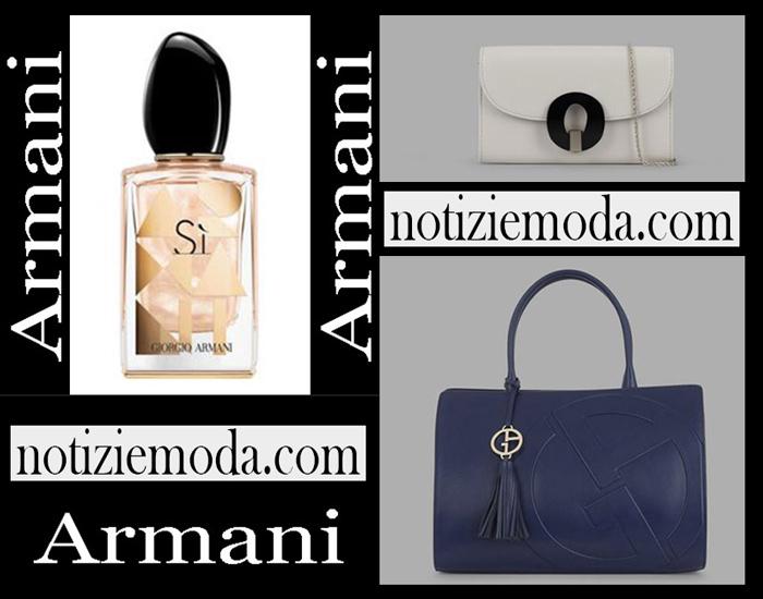 Nuovi Arrivi Armani 2018 2019 Idee Regalo Donna