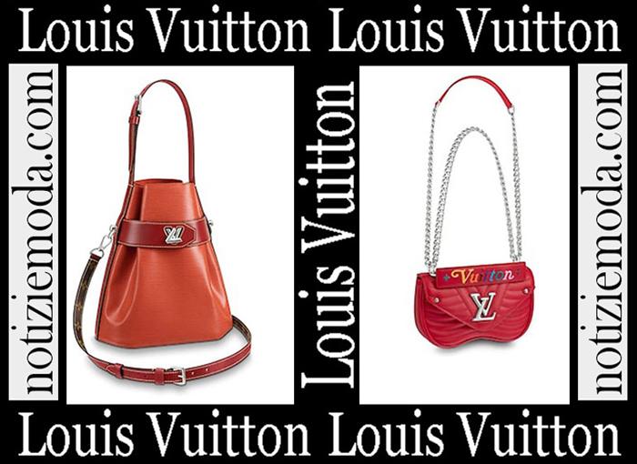 Nuovi Arrivi Louis Vuitton 2018 2019 Borse Donna