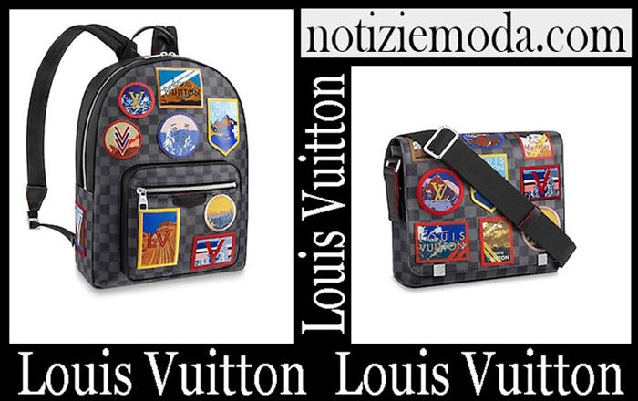 Nuovi Arrivi Louis Vuitton 2018 2019 Borse Uomo