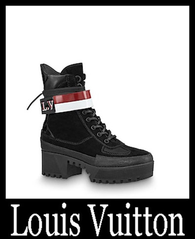 Scarpe Louis Vuitton Autunno Inverno 2018 2019 Look 16