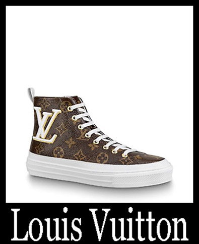 Scarpe Louis Vuitton Autunno Inverno 2018 2019 Look 22