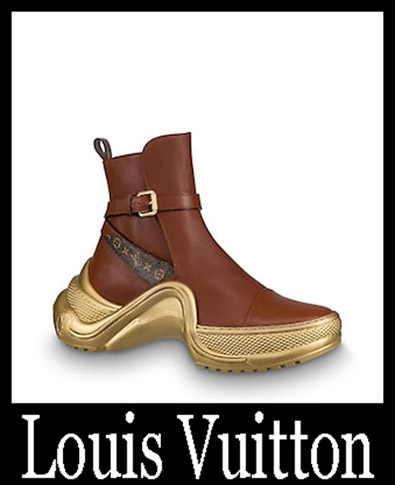 Scarpe Louis Vuitton Autunno Inverno 2018 2019 Look 25