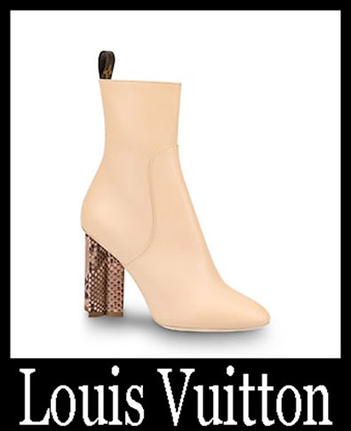 Scarpe Louis Vuitton Autunno Inverno 2018 2019 Look 3
