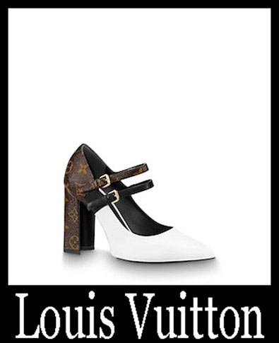 Scarpe Louis Vuitton Autunno Inverno 2018 2019 Look 33