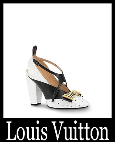 Scarpe Louis Vuitton Autunno Inverno 2018 2019 Look 7