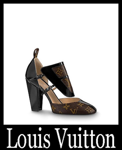 Scarpe Louis Vuitton Autunno Inverno 2018 2019 Look 8