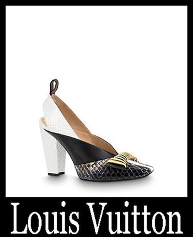 Scarpe Louis Vuitton Autunno Inverno 2018 2019 Look 9