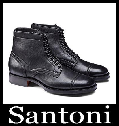 Scarpe Santoni Autunno Inverno 2018 2019 Uomo 41