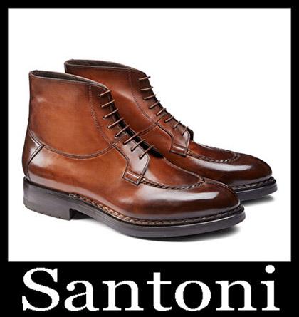 Scarpe Santoni Autunno Inverno 2018 2019 Uomo 42