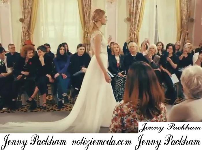 Sfilata Sposa Jenny Packham 2019 Abiti Cerimonia