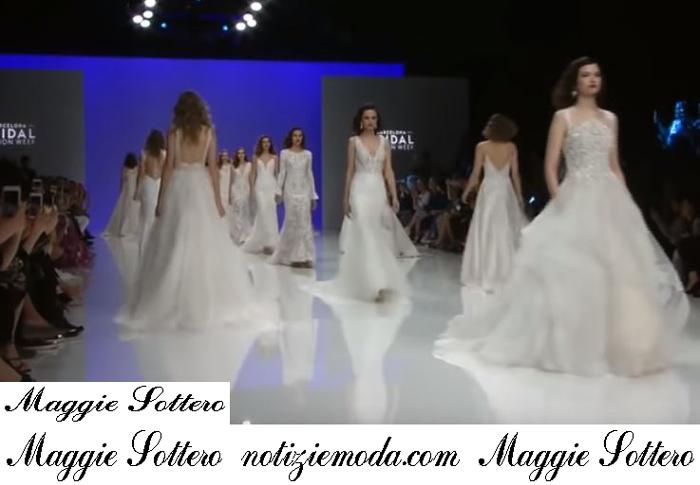 Sfilata Sposa Maggie Sottero 2019 Abiti Cerimonia