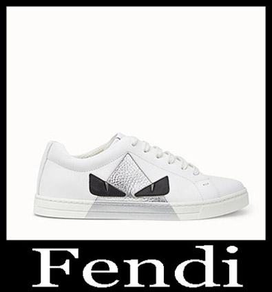 Sneakers Fendi Autunno Inverno 2018 2019 Nuovi Arrivi 14