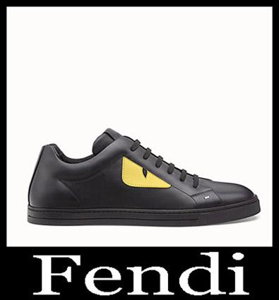 Sneakers Fendi Autunno Inverno 2018 2019 Uomo 3
