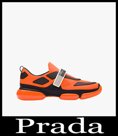 Sneakers Prada Scarpe Uomo Nuovi Arrivi 7