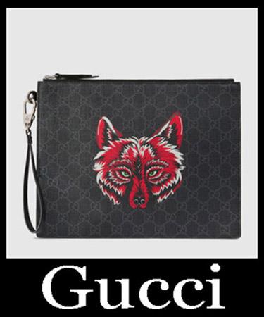 Borse Gucci Accessori Uomo Nuovi Arrivi 2019 Look 20
