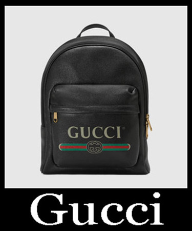 Borse Gucci Accessori Uomo Nuovi Arrivi 2019 Look 8