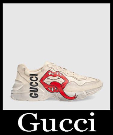Scarpe Gucci Accessori Uomo Nuovi Arrivi 2019 Look 17