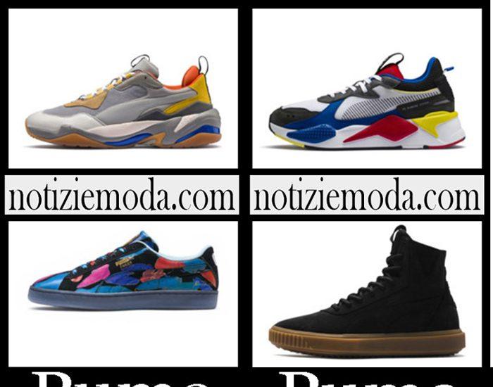 nuovi modelli scarpe puma