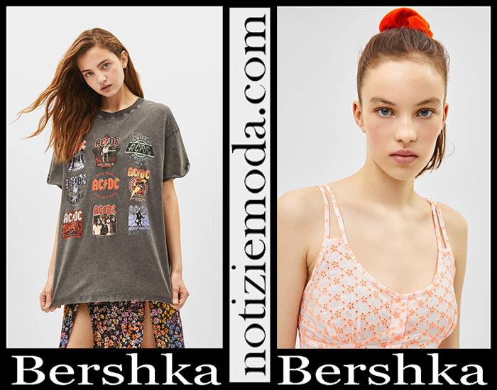 Nuovi Arrivi Bershka Collezione 2019 Moda Donna
