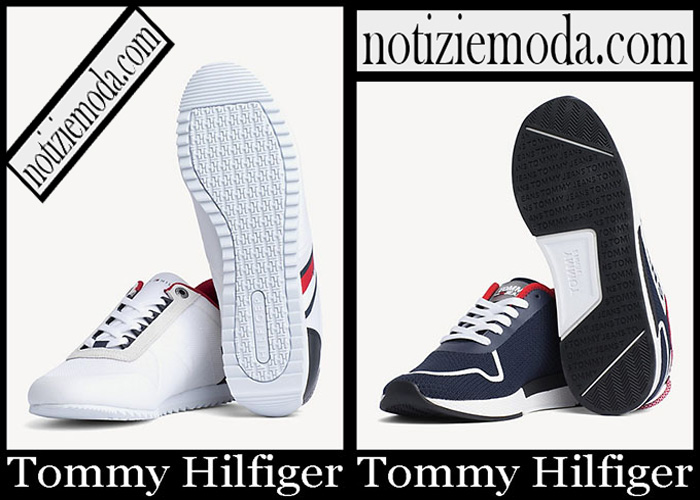 Nuovi Arrivi Tommy Hilfiger Calzature 2019 Uomo