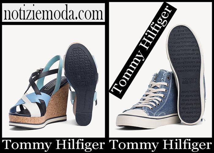 Nuovi Arrivi Tommy Hilfiger Calzature 2019
