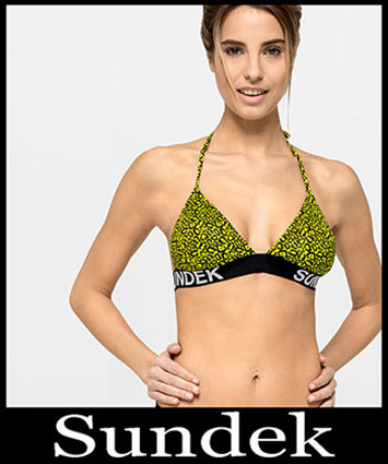 Bikini Sundek Primavera Estate 2019 Nuovi Arrivi Look 15