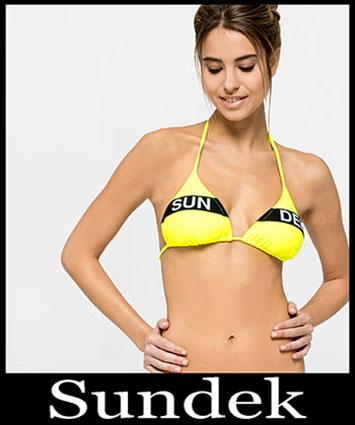 Bikini Sundek Primavera Estate 2019 Nuovi Arrivi Look 22