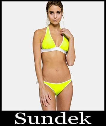 Bikini Sundek Primavera Estate 2019 Nuovi Arrivi Look 24