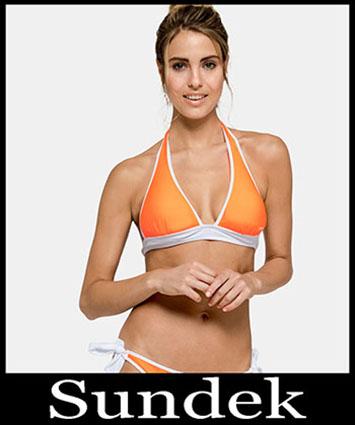 Bikini Sundek Primavera Estate 2019 Nuovi Arrivi Look 8