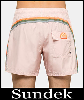 Boardshorts Sundek Primavera Estate 2019 Uomo Look 12