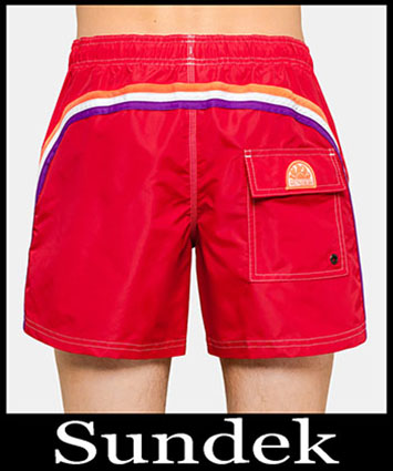 Boardshorts Sundek Primavera Estate 2019 Uomo Look 13