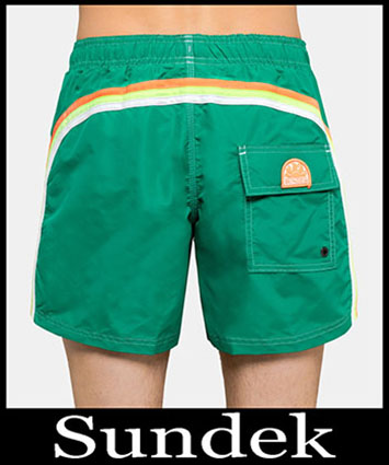Boardshorts Sundek Primavera Estate 2019 Uomo Look 14