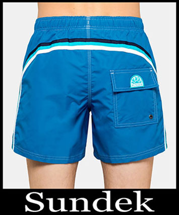 Boardshorts Sundek Primavera Estate 2019 Uomo Look 15
