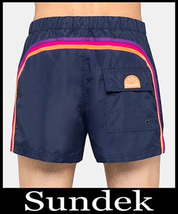 Boardshorts Sundek Primavera Estate 2019 Uomo Look 16