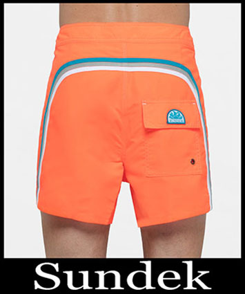 Boardshorts Sundek Primavera Estate 2019 Uomo Look 19
