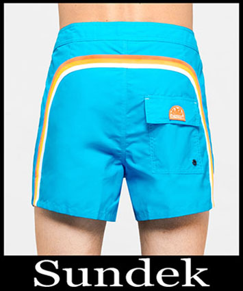 Boardshorts Sundek Primavera Estate 2019 Uomo Look 22