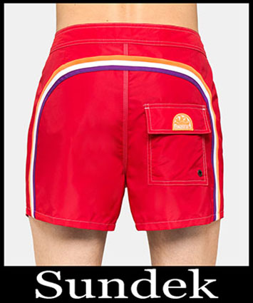 Boardshorts Sundek Primavera Estate 2019 Uomo Look 25