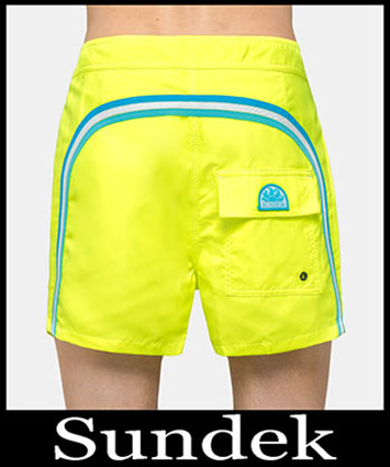 Boardshorts Sundek Primavera Estate 2019 Uomo Look 26