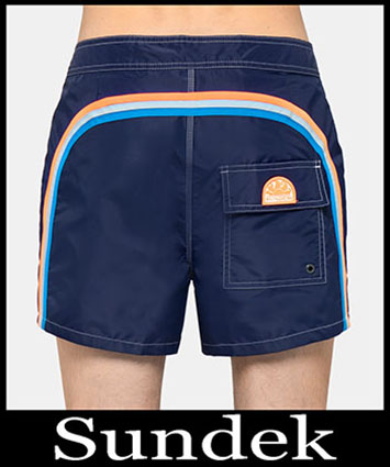 Boardshorts Sundek Primavera Estate 2019 Uomo Look 27