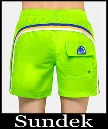 Boardshorts Sundek Primavera Estate 2019 Uomo Look 4