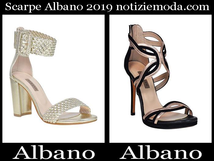 Accessori Albano Scarpe 2019 Nuovi Estate Arrivi Donna Primavera hQtsorCxBd