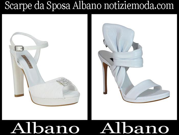 Nuovi Arrivi Albano 2019 Scarpe Sposa Albano