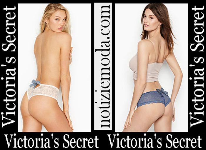 Nuovi Arrivi Victoria's Secret Intimo 2019 Moda Donna