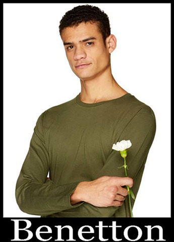 T Shirts Benetton Primavera Estate 2019 Moda Uomo 1