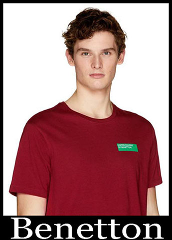 T Shirts Benetton Primavera Estate 2019 Moda Uomo 10