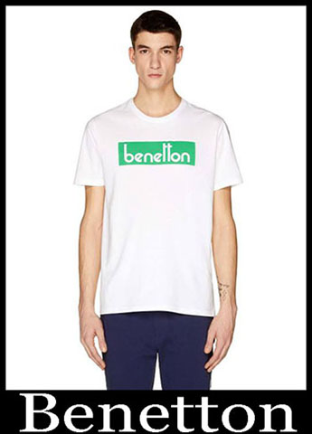 T Shirts Benetton Primavera Estate 2019 Moda Uomo 11