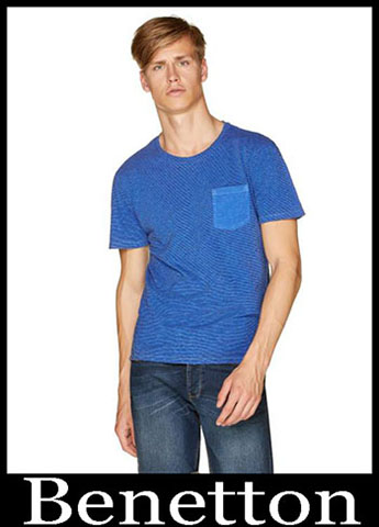 T Shirts Benetton Primavera Estate 2019 Moda Uomo 13