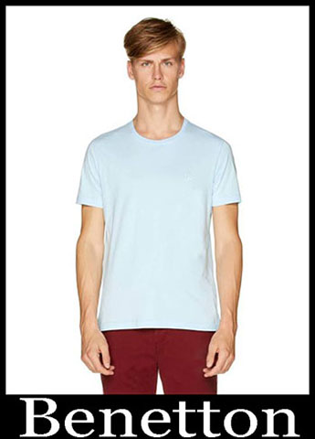 T Shirts Benetton Primavera Estate 2019 Moda Uomo 18