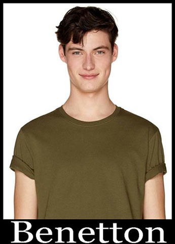 T Shirts Benetton Primavera Estate 2019 Moda Uomo 2