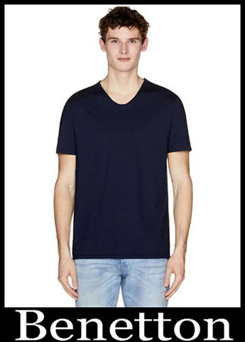T Shirts Benetton Primavera Estate 2019 Moda Uomo 32